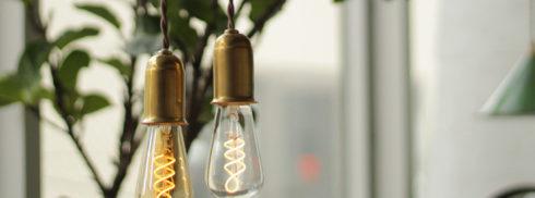 照明を変えるだけで、おしゃれ部屋を実現! おしゃれなあなたにおすすめのエジソン電球LED
